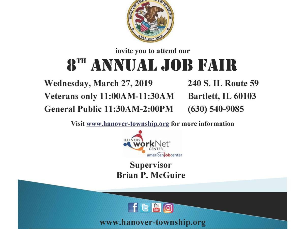 8th annual job fair