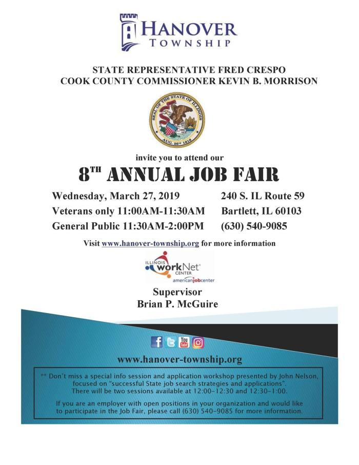 8th annual job fair